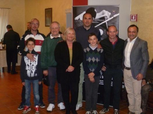 Sfide all'ultima buca al Golf Club La Serra