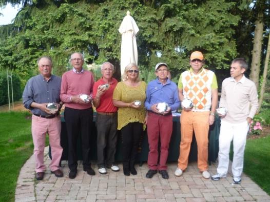Immagine Happy Days Golf Cup fa tappa a La Serra