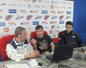 ORA IN ONDA Pick and Gold, con coach Giulio Griccioli e Niccolo' Martinoni