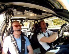 Immagine Rally: proficua collaborazione tra il valenzano Zivian e il grande Latvala