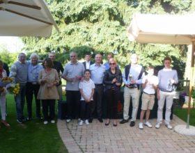 Immagine Zanchetta fa doppietta di premi al Club La Serra