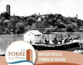 Taglio del nastro al museo La Torre e il Fiume