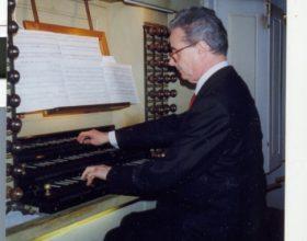 Proseguono i concerti d'organo: il maestro Benedetti suona Bach, Schumann, Mendelssohn e Brahms
