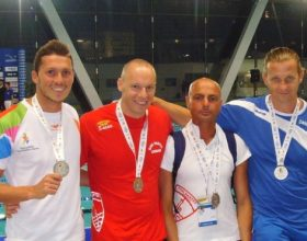 Olimpiadi Master: venti medaglie per il Bellavita Team