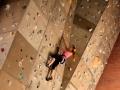 Giovedi' inaugurazione del nuovo muro da arrampicata del PalaFerraris