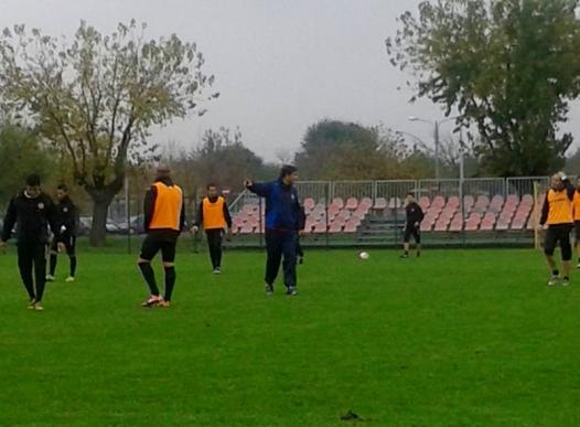 Grigi: contro il Santarcangelo il debutto del nuovo tecnico