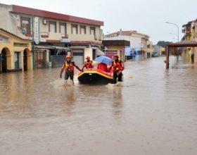 Al rientro dalla Sardegna: 'sull'isola rivissuta l'alluvione del 1994'. Intanto al via una seconda missione