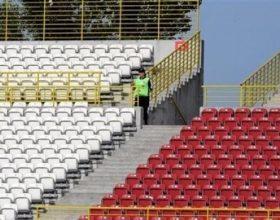 Tifosi grigi delusi dalla squadra, a Mantova nessun pullman organizzato