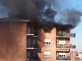Immagine Quasi ultimati i controlli nel condominio di via Noce dopo l'incendio di lunedi'