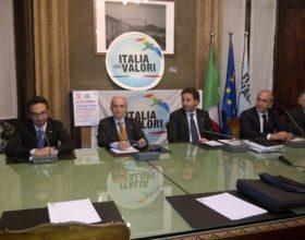 Il segretario nazionale dell'Idv: 'Alessandria sintesi della nuova Italia dei Valori'