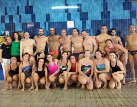 Nuoto: ad Alessandria il primo collegiale master