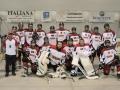 Hockey in Line: Novi retrocesso ma a testa alta