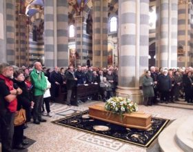 Celebrati i funerali di Don Gino Piccio