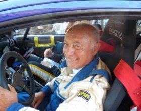 Rally: il 'geometra volante' ai piedi del podio