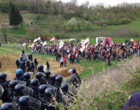 Manifestazione No Tav: dopo la tensione inizia la festa VIDEO e FOTO