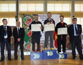 Kung Fu: Wu Tao Alessandria campione d'Italia