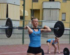 Ad Alessandria una sfida di CrossFit, lo sport del fitness