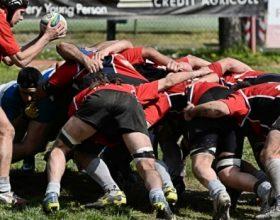 Rugby: Alessandria super contro Moncalieri [PHOTOGALLERY]
