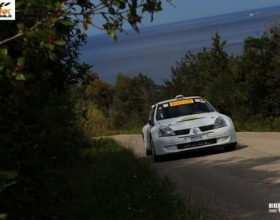 Rally: Rossi show all'Isola d'Elba