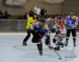 Hockey in Line: Sportleale cede a Milano 24 la prima sfida dello scontro-scudetto