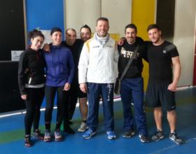 Il Savate Boxing Acqui al lavoro per i campionati tricolori