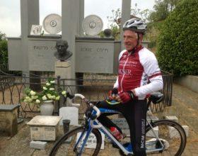Ciclismo: lo 'Sceriffo' Francesco Moser nella terra dell'Airone