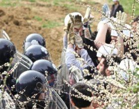 Manifestazione No Tav: prime vere tensioni anche nelle valli alessandrine [VIDEO E FOTO]