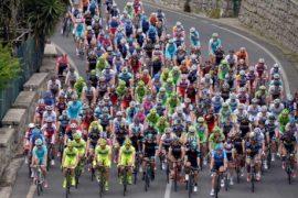 Immagine Ciclismo: oggi il Giro d'Italia arriva in provincia di Cuneo