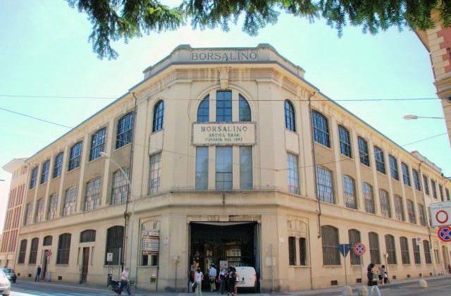 Il Museo del Cappello si prepara a traslocare al piano terra di Palazzo  Borsalino 1cb617a1ec17