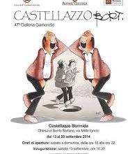 A Castellazzo l'omaggio alle vignette satiriche di Bort