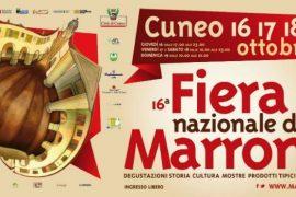 Immagine A Cuneo torna la Fiera Nazionale del Marrone