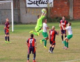 Castellazzo si aggiudica il derby con la Valenzana Mado: 3-2 scoppiettante