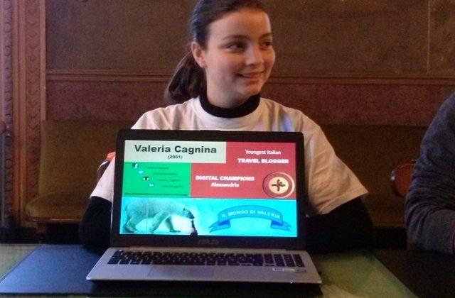 Digit.Ale: l'informatica insegnata ai piccoli alessandrini grazie alla giovane Valeria Cagnina