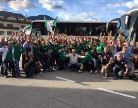 Tripudio biancoverde: Castellazzo corsaro in Alto Adige e ora in finale playoff [FOTO]