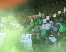 FINALE Castellazzo – Villa d'Almè 0-1 (Oberti): biancoverdi soffrono ma vanno in serie D!