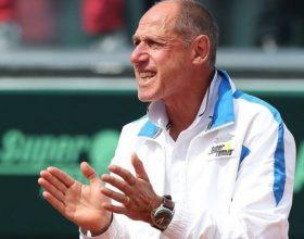 """Quando il maestro Cornara disse a Barazzutti: """"Sei fatto per il tennis"""""""