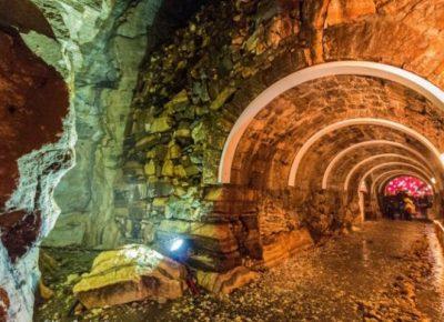 La Grotta Di Babbo Natale.A Ornavasso Una Magia Tutta Da Vivere Grotta Di Babbo Natale