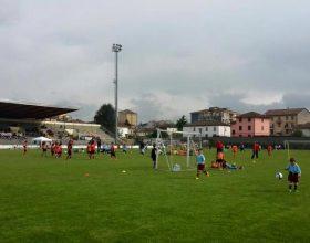 Al Girardengo un lunedì di calcio e festa per 300 bimbi della provincia e non solo