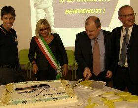 45 anni insieme allo stabilimento Michelin di Alessandria
