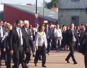 Il Presidente della Repubblica Sergio Mattarella a Casale Monferrato
