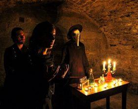 In tempo di streghe a Dolceacqua l'atmosfera è dark, torna il Ghost Tour e l'Halloween Night