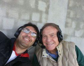 Ora in onda Diretta Sport con Josè Altafini, live dal campo sportivo di Viguzzolo