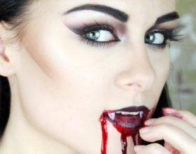 Un make up da urlo per la notte di Halloween