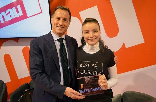 La alessandrina Valeria Cagnina premiata come Giovane Talento dalla Fondazione Human Age Institute