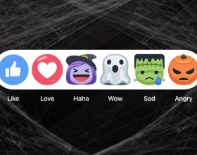 Halloween sbarca su Facebook: ecco le nuove mostruose reazioni
