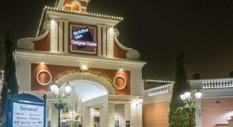 L\'Outlet di Serravalle festeggia l\'apertura dei nuovi store ...