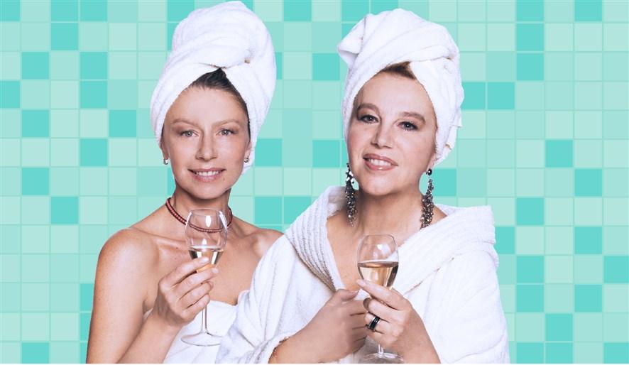 All 39 alessandrino va in scena il bagno con stefania sandrelli e amanda sandrelli - Il bagno teatro ...