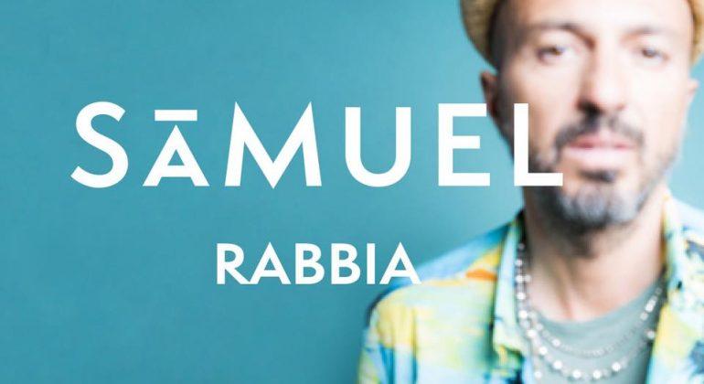 """Arriva """"Rabbia"""" il nuovo brano di Samuel"""