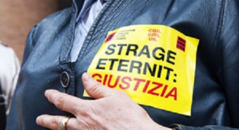Eternit Bis: Cassazione respinge i ricorsi. Processo in 4 tribunali