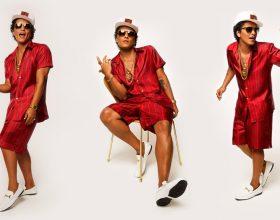 Bruno Mars collabora con Halle Berry nel suo ultimo disco